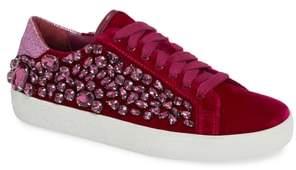 Alice + Olivia Cammen Embellished Sneaker