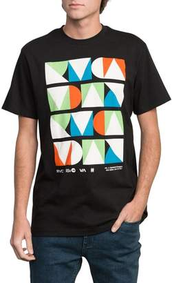 RVCA Modern Logo Graphic T-Shirt