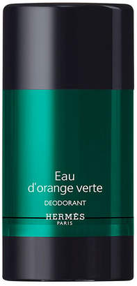 Hermes Eau d'orange verte alcohol-free deodorant stick, 2.5 oz.
