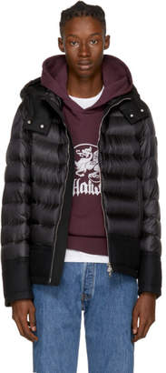Moncler Black Down Riom Jacket
