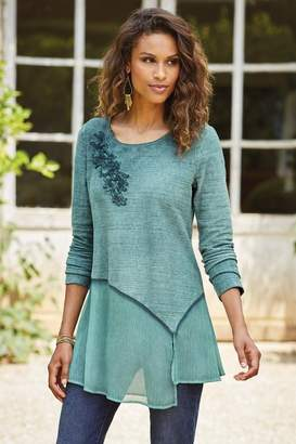 Soft Surroundings Esperanza Tunic
