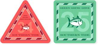 Southern Tide 2-Pack Channel Marker Stickers