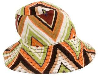 Pre-Owned at TheRealReal Missoni Printed Bucket Hat d3d9ac8d59d