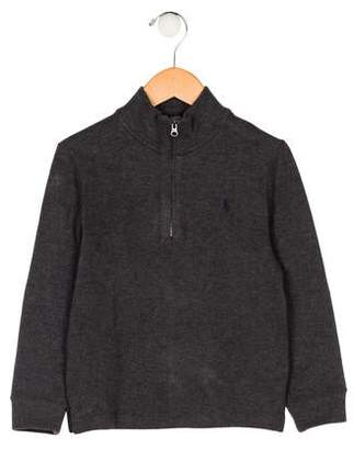 Polo Ralph Lauren Boys' Pullover Rib Knit Sweater