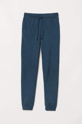 H&M Sweatpants - Blue