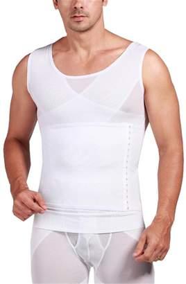 a14d10c0e92d8 DXS Men s Slimming Body Slim Tank Shaper Vest Abdomen Muscle Compression  Shapewear