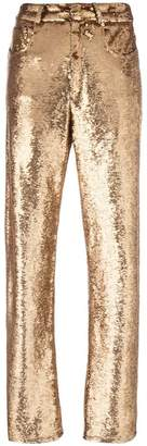 IRO Constructio sequin trousers