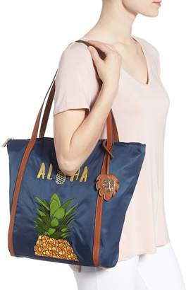 Tommy Bahama Siesta Key Waterproof Beach Tote