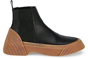 3.1 Phillip Lim Women's Lela Leather Booties