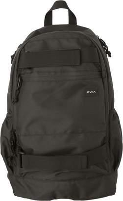 RVCA Push Skate Deluxe Laptop Backpack School Bag All