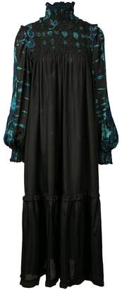 Raquel Allegra printed tent dress