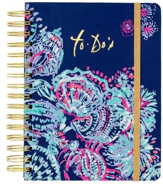 Lilly Pulitzer R) Spiral To-Do Planner