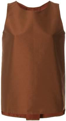 Alberto Biani structured vest