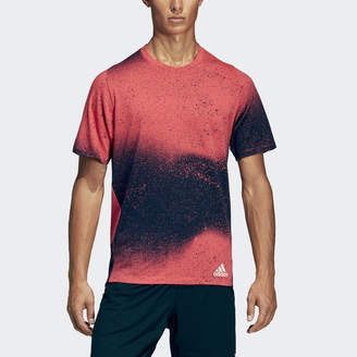 adidas FreeLift Sport Spray Graphic Tee