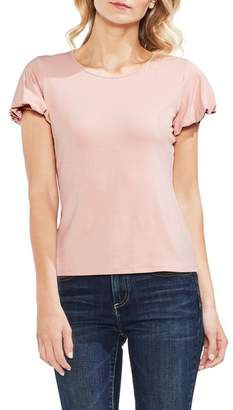 Vince Camuto Bubble Sleeve Tee