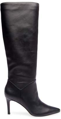 5c4129b0f3a Steves By Steve Madden Leather Tall Boot - ShopStyle
