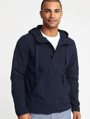 Old Navy Water-Resistant Pullover Utility Jacket for Men