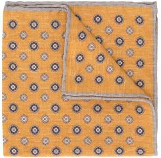 Eleventy geometric patterned scarf