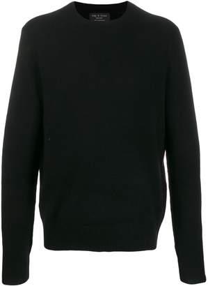 Rag & Bone plain cashmere jumper