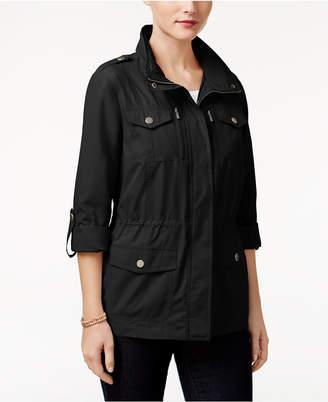 Style&Co. Style & Co Petite Utility Jacket