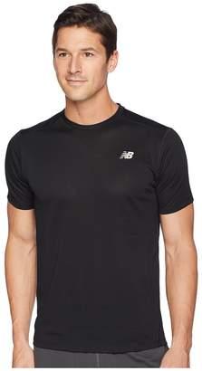 New Balance Max Intensity Short Sleeve Men's T Shirt