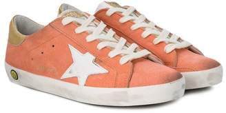 Golden Goose Kids Super Star sneakers