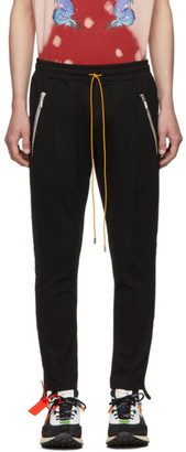Rhude Black Traxedo Trousers