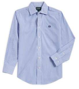 Lauren Ralph Lauren Boy's Stripe Collared Shirt