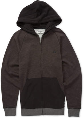 Billabong Little Boys Zip-Front Fleece Hoodie