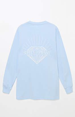 Diamond Supply Co. Split Long Sleeve T-Shirt