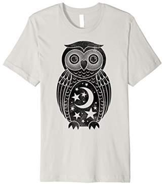 Moon Star Owls T-Shirt