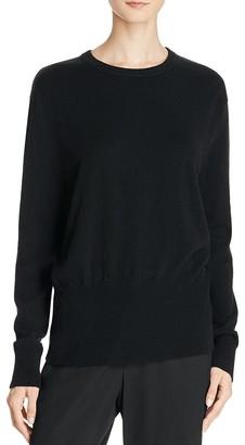 Vince Slit Back Cashmere Sweater $325 thestylecure.com