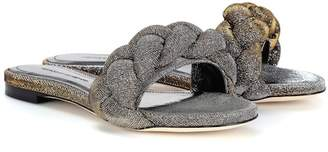 Marco De Vincenzo Metallic slides
