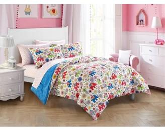 Mainstays Kids Boho Girl Bed In A Bag