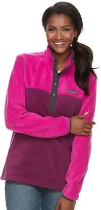 Columbia Women's Three Lakes Fleece Pullover Jacket