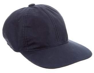 Thom Browne Woven Baseball Cap