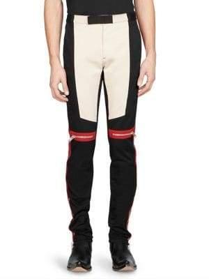 Givenchy Motocross Biker Pants