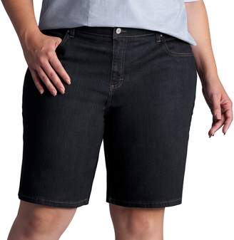 Lee Plus Size Relaxed Fit Bermuda Shorts