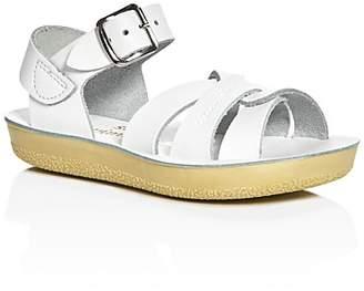 Salt Water Sandals Girls' Sun San Swimmer Sandals - Walker, Toddler $36.95 thestylecure.com