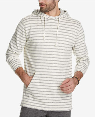 Weatherproof Vintage Men's Stripe French Terry Hoodie