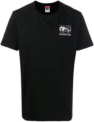 The North Face seven summits T-shirt