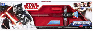 Star Wars NEW Kylo Ren Deluxe Lightsaber
