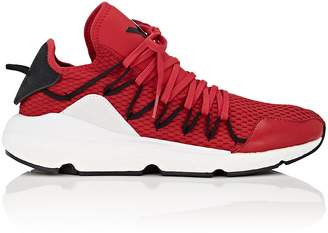 Y-3 Men's Kusari Tech-Mesh Sneakers