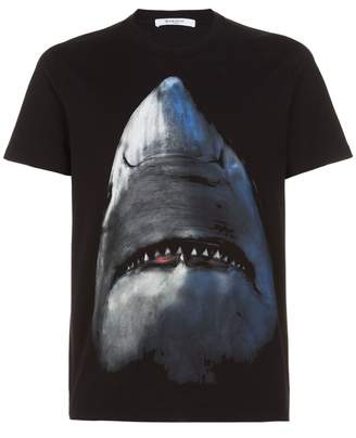 Givenchy Shark Print T-Shirt