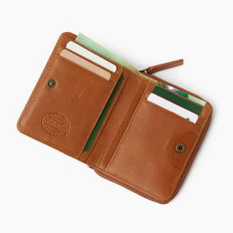 Roots Small Zip Wallet