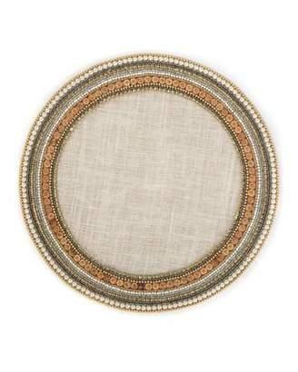 Mackenzie Childs MacKenzie-Childs Jeweled Circle Placemat