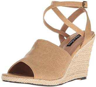 Michael Antonio Women's Allie Espadrille Wedge Sandal