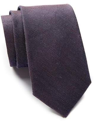 Calvin Klein Jeans Solid Woven Tie