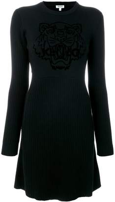 Kenzo Tiger sweater dress