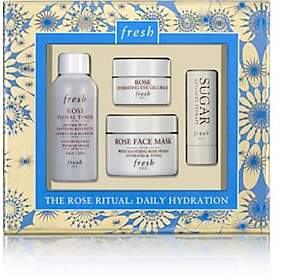 Fresh Women's Rose Ritual Daily Hydration Set